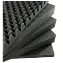 Pelican Replacement Foam 5 Piece Set for 1660 Case