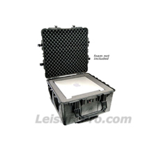 Pelican 1640 No Foam Transport Roller Case