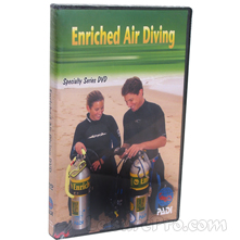 Padi Enriched Air Diving - DVD, #70870