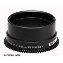 Sea & Sea Zoom Gear for NX or DX Series Housings with Nikkor 18-35mm Zoom Lens #56350