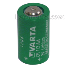 3.0 Volt Battery for Suunto & Uwatec Dive Computer Transmitters