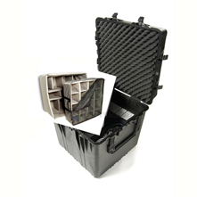 Pelican 0370 Case With Padded Divider 0374