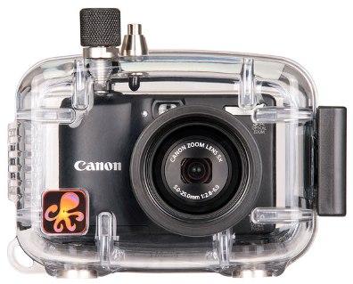 Боксы для фотоаппаратов подводный