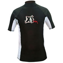 XS Scuba Rash Guard Short Sleeve