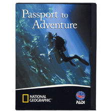 "Padi National Geographic ""Passport"" - DVD, #70879"