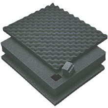 Pelican Replacement Foam 4 Piece Set for 1550 Case