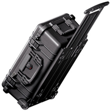 Pelican 1510 Carry On Watertight Hard Case with Pick 'N Pluck Foam
