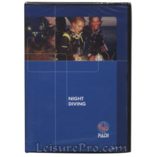 Padi Night Diving - DVD, #70859