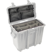 Pelican Office Divider Set & Lid Organizer for 1440 Case