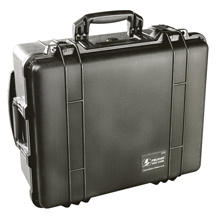 Pelican 1560 No Foam Watertight Hard Case