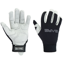 Bare Velocity 2mm Tropic Five Finger Glove
