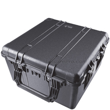 Pelican 1640 Watertight Hard Roller Case with Padded Dividers