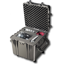 Pelican 0350 Cube Case with Foam,