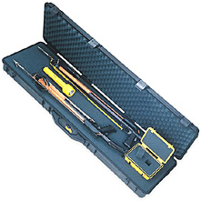Pelican 1750 Travel Vault Watertight Hard Case with Foam,
