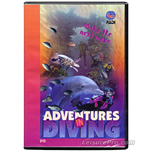 Padi Adventures in Diving - DVD, #70832