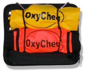 Oxycheq Emergency Dive Pack